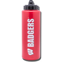 Fanatic Cards Sport Water Bottle (Red)