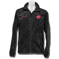 Columbia Flanker Full Zip Fleece Jacket Tall (Black)