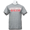 JanSport WI Badgers T-Shirt (Graphite) *