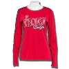 JanSport Women's WI Badgers Long Sleeve T-Shirt (Red)