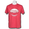 '47 Brand Wisconsin Basketball Flanker T-Shirt (Red)*