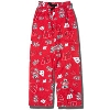 Boxercraft Youth Flannel Pants (Red) *