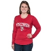League Women's Wisconsin Thermal Long Sleeve (Red)