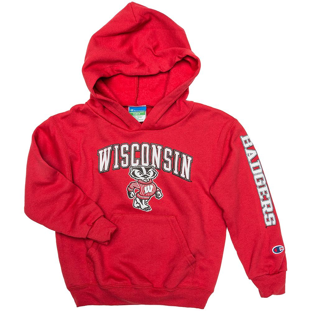 Wisconsin badgers hoodies