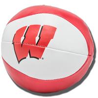 Rawlings Wisconsin W Mini Softee Basketball