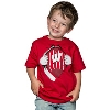 College Kids Super Bucky Badger Toddler T-Shirt (Red)