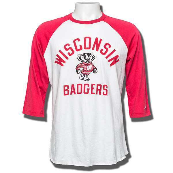 League wisconsin badger baseball tee university book store for University of wisconsin t shirts