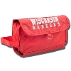 Spirit Products Wisconsin Badger Toiletry Case (Red)