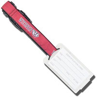 Spirit Products Wisconsin Badgers Luggage Tag*