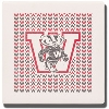 Neil Enterprises, Inc. Vault Bucky Badger Coaster