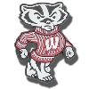 Neil Enterprises, Inc. Rubber Bucky Badger Magnet