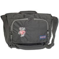 JanSport Bucky Badger Network Bag (Black)