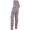 ZooZatz Youth Bucky Badger Leggings