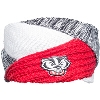 ZooZatz Women's Wisconsin Badgers Headband (Gray/Red/White)