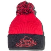 Top Promotions Drink Wisconsinbly Pom Winter Hat (Red/Black)
