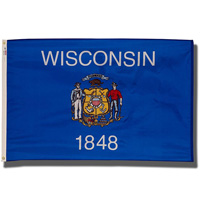 Olympus Wisconsin State Flag