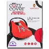Cozy Cover Bucky Badger Infant Carrier Cover (Red)