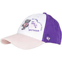 '47 Brand Youth Bucky Badger All Star Hat (Pink/Purple) *