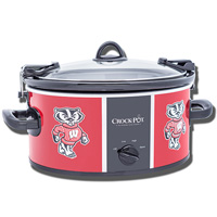 Jarden Sports Licensing Wisconsin Badger Crock-Pot