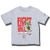Champion Youth Star Wars Wisconsin Badger T-Shirt (Gray)