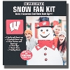 Boelter Brands LLC Wisconsin Badgers Snow Fan Kit