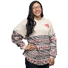 Spirit Jersey Women's Wisconsin Christmas Long Sleeve *