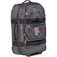 Ogio Bucky Badger Rolling Luggage (Charcoal)