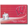 The Fanatic Group Wisconsin Badgers Happy Hanukkah Cards