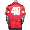 Under Armour WI Replica Football Jersey #48 (Red) * thumbnail