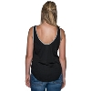 Under Armour Women's Wisconsin Badgers Aspire Tank (Black) * thumbnail