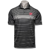 Under Armour Wisconsin Maltby Printed Polo (Black) *