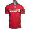 Under Armour UW Basketball Charged Cotton Tee (Red)