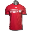Under Armour UW Hockey Charged Cotton Tee (Red)