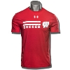 Under Armour UW Soccer Charged Cotton Tee (Red)