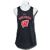 Under Armour Women's Wisconsin Cut Out Tank (Black)