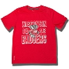 Champion Youth Wisconsin Badgers T-Shirt (Red) *