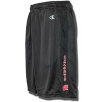 Champion Wisconsin Shorts (Black) *