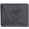 Evergreen Bucky Badger Billfold Wallet (Black)