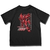 College Kids Youth Wisconsin Transformer T-Shirt (Black)