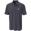 Cutter & Buck Wisconsin Shield W Polo (Onyx Gray)