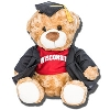 Mascot Factory Wisconsin Graduation Bear (Fred)