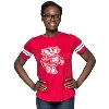 League Women's Bucky Badger T-Shirt (Red)