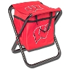 R and R Imports Inc. Wisconsin Quad Cooler Chair (Red)