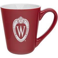 Neil Enterprises, Inc. University of Wisconsin Crest Mug