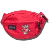 JanSport Bucky Badger Fanny Pack (Red)
