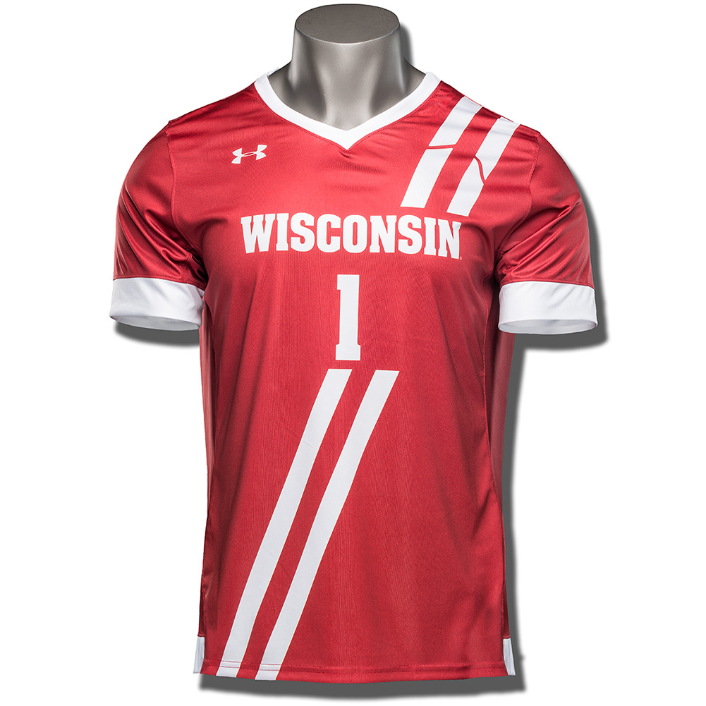Under Armour WI Replica Soccer Jersey (Red)   thumbnail ... 704ab0422