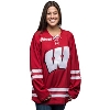 Under Armour Women's WI Replica Hockey Jersey (Red)