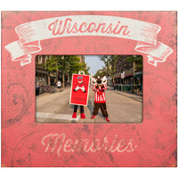 Legacy Wisconsin Memories Picture Frame