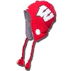 Under Armour Youth Wisconsin Badger Winter Hat (Red)