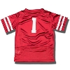 Under Armour Infant WI Replica Football Jersey Onesie (Red) thumbnail